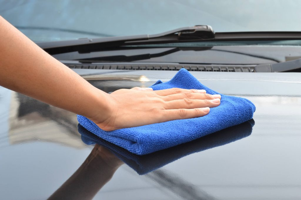 How to Wax Your Own Car