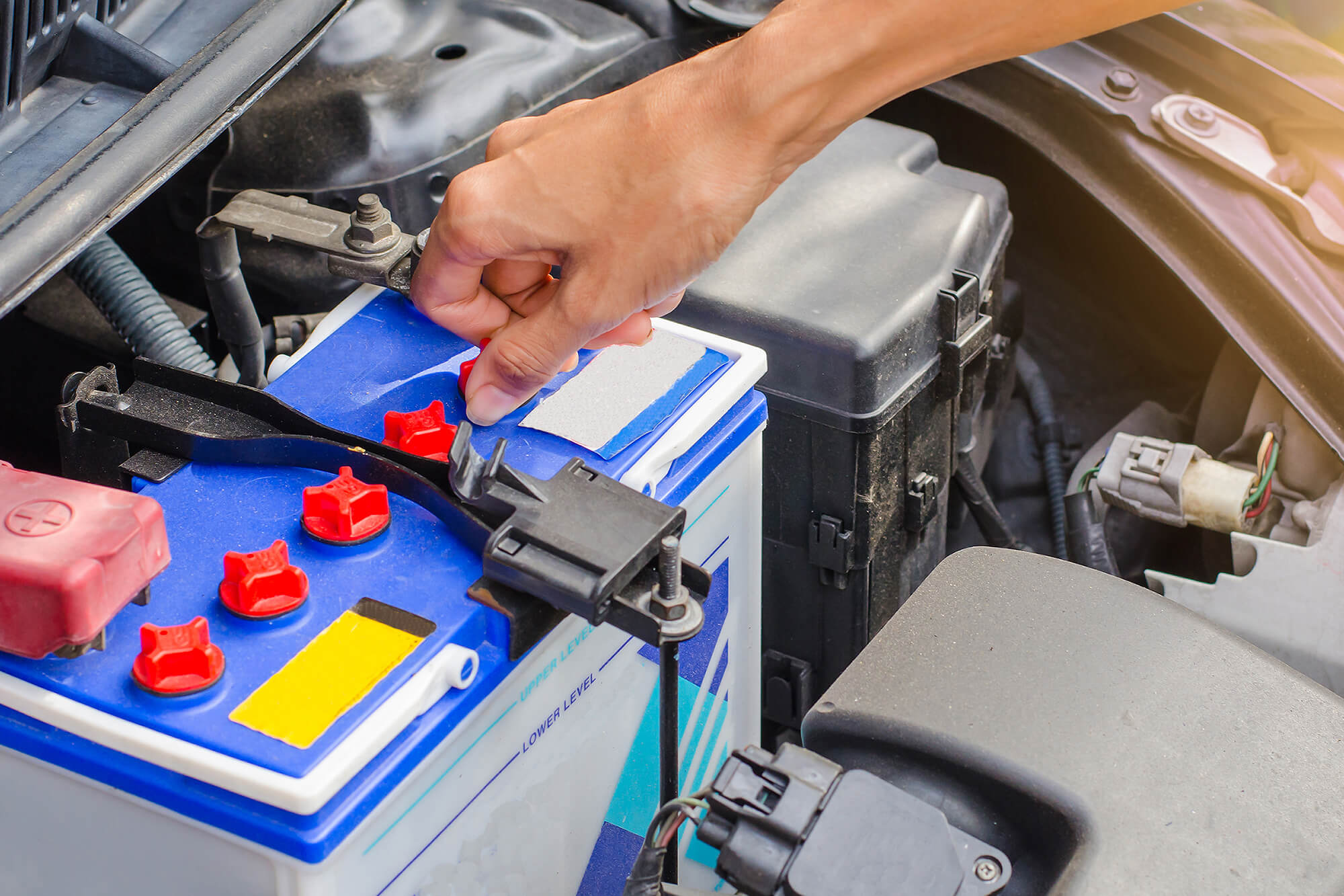 Smart Ways to Prolong Your Car Battery Instant Windscreens