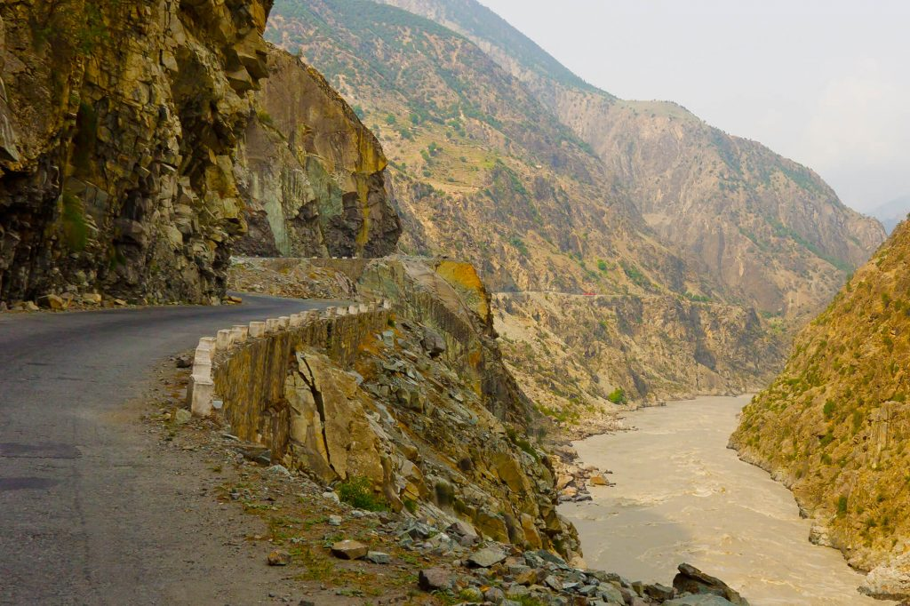 The Most Dangerous Roads Around The World