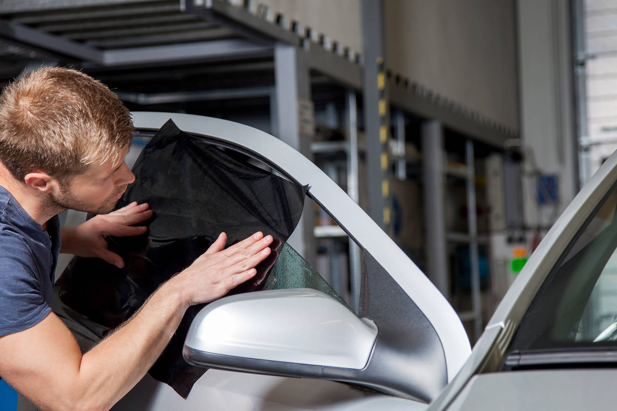 How Long Does It Take to Tint Car Windows | Instant Windscreens