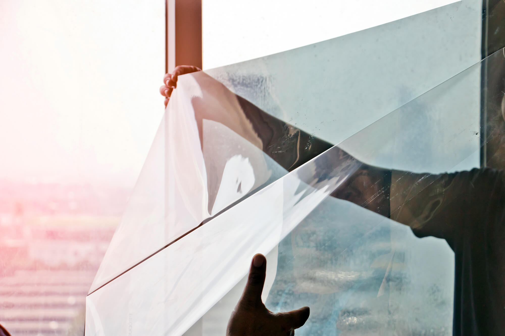 Types of Commercial Window Films | Instant Windscreens
